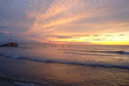 Nét thi vĩ của biển Hải Hòa
